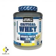 APPLIED CRITICAL WHEY 2272 g
