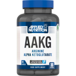 AAKG APPLIED NUTRITION 120 caps