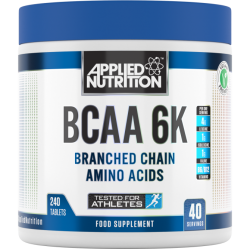 APPLIED BCAA 6K 4:1:1 - 240 tabs