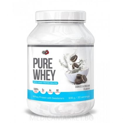 PURE NUTRITION 100% PURE WHEY 908 g