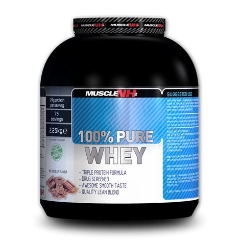 Muscle NH2 Pure Whey 5 lbr