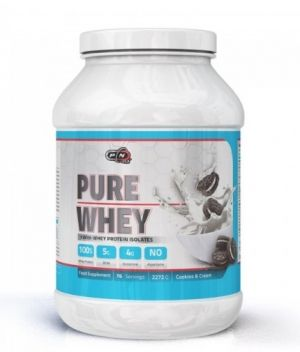 PURE NUTRITION 100% PURE WHEY 2272 g