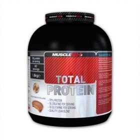 Muscle NH2 TOTAL PRoTEIN 4 LBS